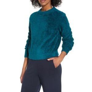Lou & Grey soft plush sweater